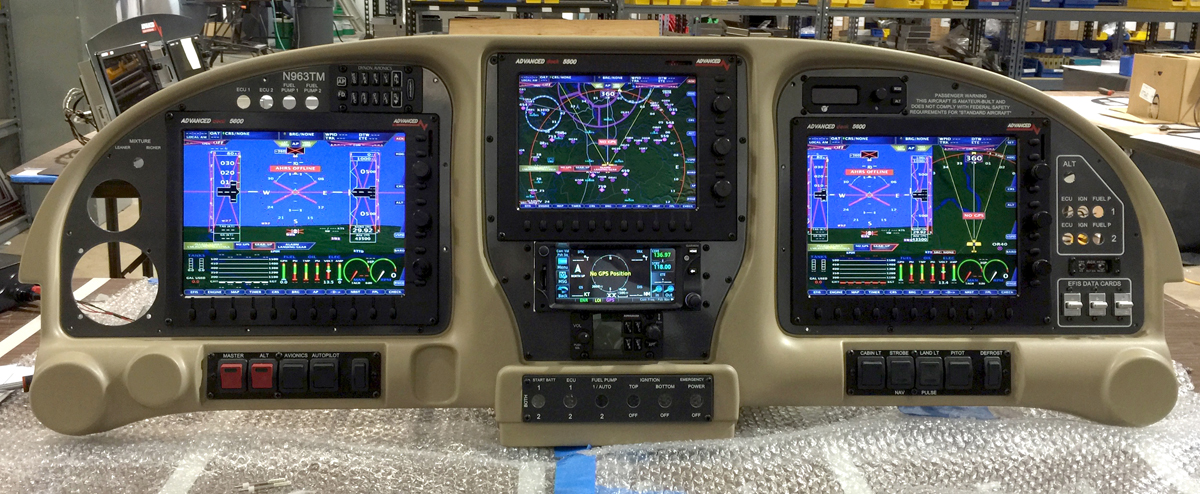 Advanced Flight Systems | Advanced Panel Systems