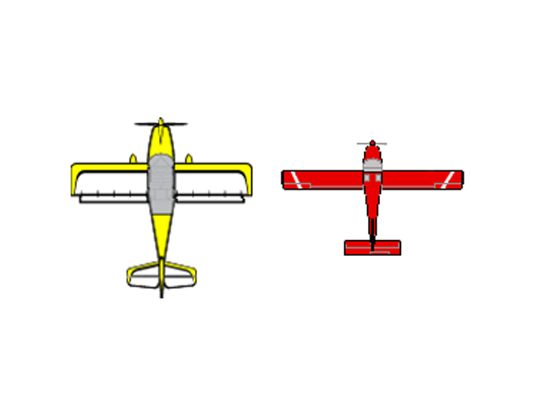 Draw a image to the specifications outlined in the manual to have your own aircraft or image displayed on your maps and charts.