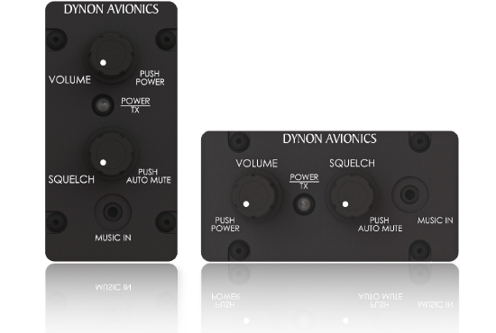 Dynon's two-place stereo intercom for SkyView