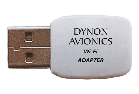 Connect SkyView to your mobile devices via the Wi-Fi Adapter, and use apps to flight plan from home and transfer once at the aircraft. Compatible with Seattle Avionics FlyQ,  ForeFlight Mobile, PocketFMS EasyVFR, SkyDemon, Ozrunways, and FltPlan Go.